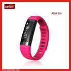 2014 new fashion smart bracelet , smart watch phone , smart bracelet woman with bluetooth 4.0 beautiful accessory