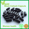 500 mg ISO,GMP Certificate and OEM Private Label Black Cohosh Root Extract Capsule for Anti-Gram-bacteria