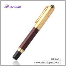 Wholesale luxury high end metal gold fountain pens for clients
