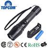 TP-1837 Aluminum Alloy XML T6 Ultra Light CREE LED Flashlight