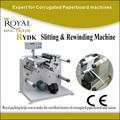 La etiqueta de rotary morir- de corte& de corte longitudinal de la máquina rydk