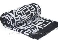 2014 fashion jacquard weave strip pattern scarf Mature man scarf business man scarf