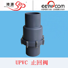 32mm DIN standard PVC check valve for water supply