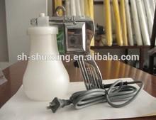 Textiles para el arma de impresión
