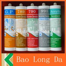 260 ml tyre sealant glue /sealant silicone adhesive / acetoxy siliocne sealant