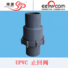 200mm PVC pipe check valve for water supply