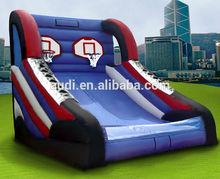 china wholesale inflatable basketball shooting game