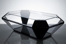 Factory Hot Sell Table For Television/Acrylic Coloured Table/Wholesale Plastic Table