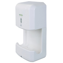 manufacturer direct sale quick drying public area infrared sensor hotel hang on wall electric hot air hand dryer