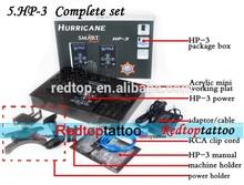 100% original hurricane HP-3 tattoo power supply (CE approved)