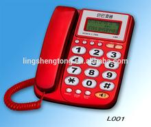 Cheap Caller ID Telephones, Stock New Goods, Hands Free, Backlight.