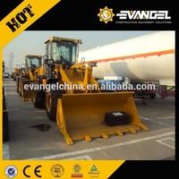 XCMG 5 ton LW500K/LW500F mitsubishi wheel loader