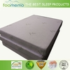 high thickness folding sponge chinese mattress with removable cover
