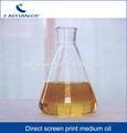 siebdruck Medium Öl für glas