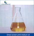 screen printing medium oil for glass