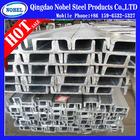 ASTM A36 Hot Rolled U beam/U channel size&weight Skype:nobelsteel