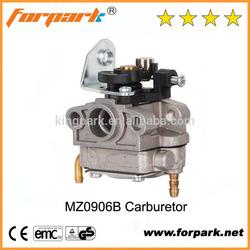 Forpark Garden Tools 139F chainsaw MZ0906B carburetor ruixing