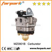 Forpark Garden Tools 139F chainsaw MZ0901B carburetor ruixing