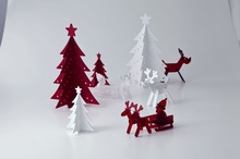 new design fashionable wholesaler christmas decoration