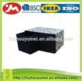 Gaveta de armazenamento caixa de armazenamento dividido com alças