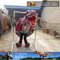 Meu dino- dinossauro robô de terno de bonecos feitos à mão para venda