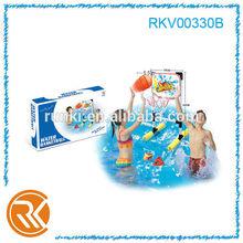 32cm kids water basketball hoop toy set