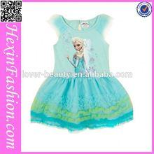 Palegturquoise Lovely Little Girl Costume