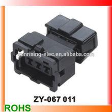 3 poles waterproof automotive connector
