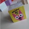 Custom printing memo note cubes