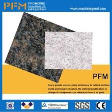 Interior & Exterior milky white granite