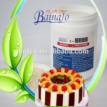 Natural compound biological preservatives for cakes