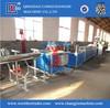 WPC arch corner bead production line / WPC corner plastic bead machine