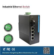 Full/half duplex mode communication 4 port poe switch 48v