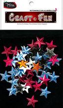 MTCR-AC002 star shape acryl diamond