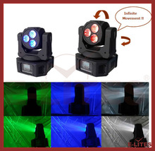 6*12W RGBW 4in1 led double-faced move head