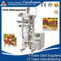 2014 venda quente de plástico automático saco vffs máquina de embalagem para nut tempero preço adequado para pequenas novos negócios