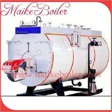 horizontal hot water boiler low pressure boat oil fired hot water boiler