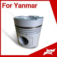 Piston for Yanmar 6LA-HST marine diesel engine parts