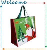 HOT SALE Christmas felt shopping bags,Christmas gift bags