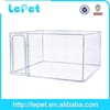 outdoor heavy duty cheap chain link dog kennels in fencing