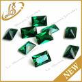 wuzhou preço de fábrica nano pedra de qualidade aaa rodada nano verde esmeralda