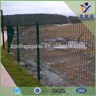 Shengwei fence - Hot galvanized nylofor 3d powder coated fence steel panel
