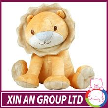 wholesale plush lion en71 icti audited factory toyes from alibaba shanghai xinan group