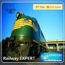 Railway freight to Petropavlovsk-Kamchatsky