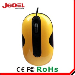 3D optical cheap wired mouse slim design optical mouse price