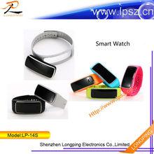 2014 hot selling sleeping monitor smart bluetooth bracelet