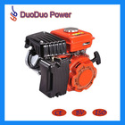 Single cylinder 4 strokes air cooled 3hp 154F/P gasoline engine kit for bicycle