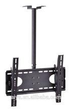"""Tilting Ceiling TV LED LCD Hanging Pole Mount Bracket 32""""-42"""""""