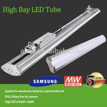 Quality guaranteed 5630-G2 chip IP65 CRI>85 higher lumen led high bay light