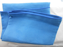 plush microfiber cleaning cloth